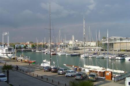Superbe T2 proche du vieux port avec garage fermé. - La Rochelle - Apartment