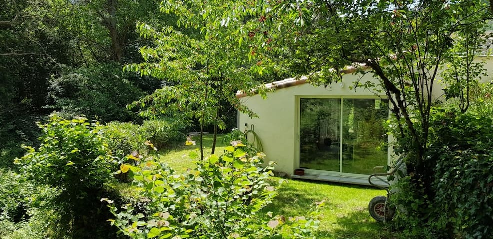Beautiful studio surrounded by nature