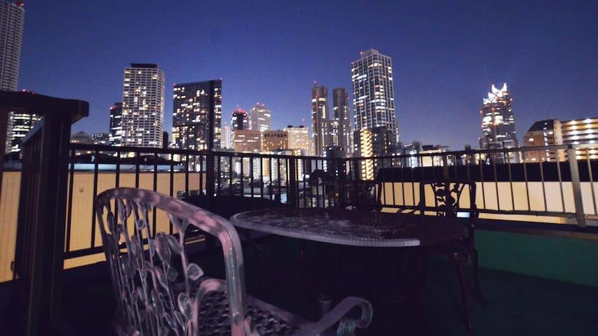 STAR of shibuya - Shibuya-ku - Talo