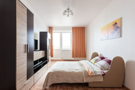 BRAND NEW UNIVERSITY APARTMENT - Mytishchi