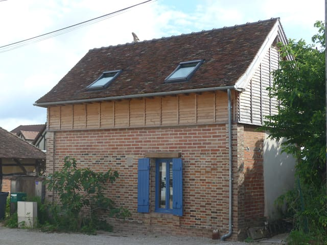 The Oul' House - Lusigny-sur-Barse - Huis