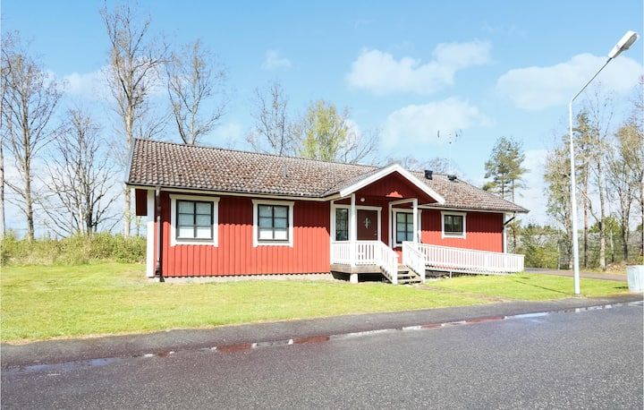 Amazing home in Glimåkra with WiFi and 6 Bedrooms