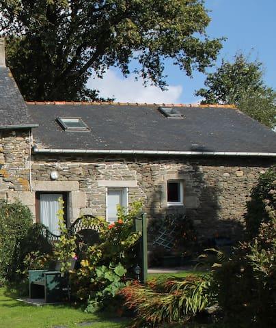 Roscoat, Géorgie, delightful gite in Brittany - Maël-Carhaix - Andet