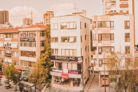 Beautiful Apartment on Bagdat St./ Istanbul - 카디케(Kadıköy)