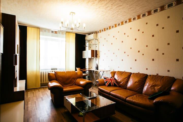 Three bedroom apartment FIFA 2018 in Samara