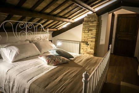 B&B DIMORA AMINA Suite S. Francesco - Loreto Aprutino - Bed & Breakfast