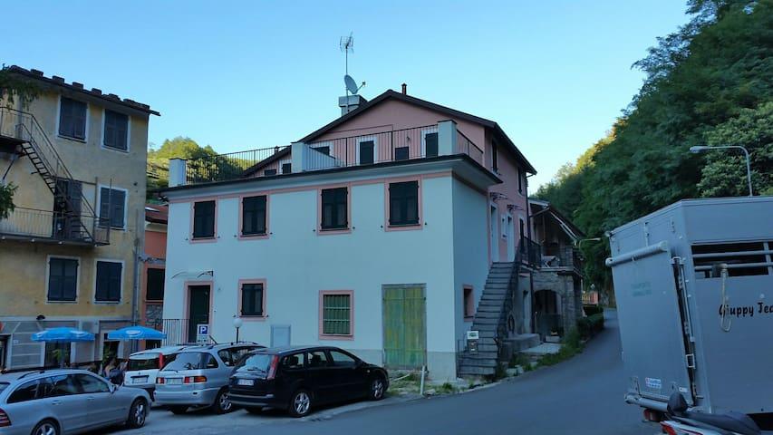 Casa vacanze I TRE PONTI - Mezzanego  - อพาร์ทเมนท์