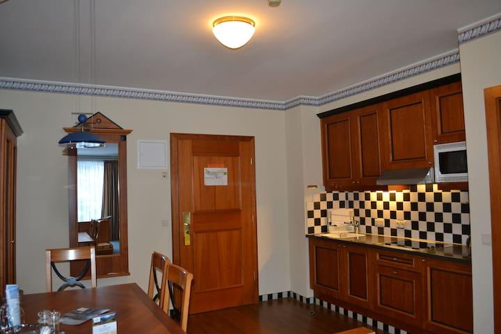 Suite für 2-6 Personen, ca. 70 qm