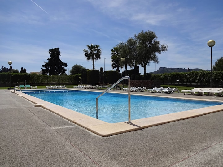Cala Bona Fantastic Apartment, Pool, Wifi 2-4pers