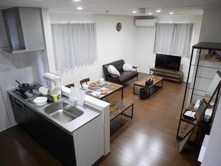 New Open!!!  JR永山駅まで徒歩3分、交通便利マンション!!!