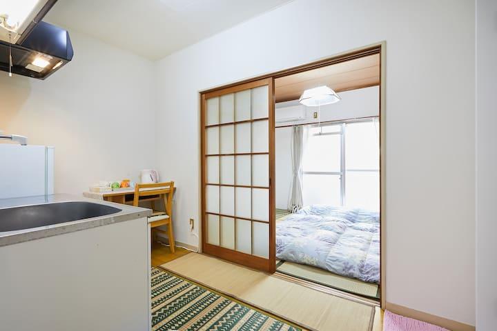 日式溫馨套房1-2