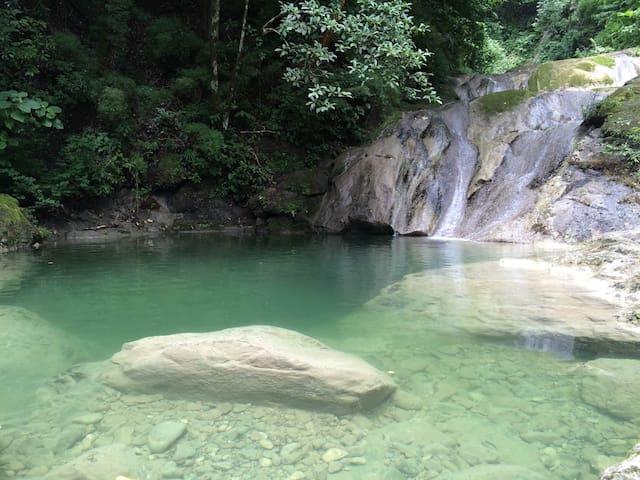 Karen Mogensen Reserve (Cerro Escondido - 3 beds) - Jicaral - Cabana