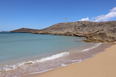 Aquamar at Mar Bella 2 min walking distance 1st Fl