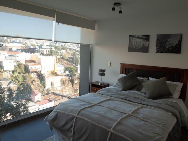Departamento-Loft, Cerro Bellavista, Valparaíso