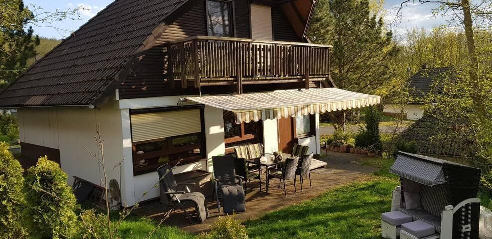 Neu renoviertes Ferienhaus 37 am Silbersee