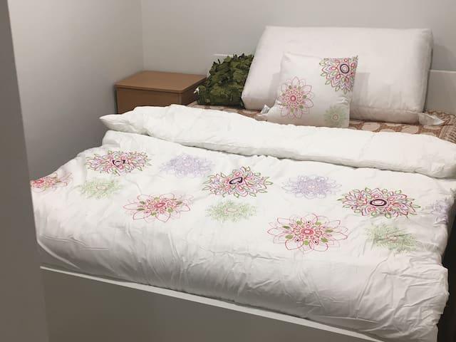 Comfortable 1 bedroom apartment basement. Amenities