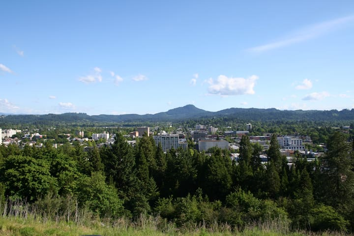 Top Notch Location and Comfort in Downtown Eugene - Eugene - Huoneisto
