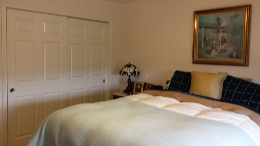 PLUSH & COMFY BEDROOM IN LOVELY UPSCALE TOWNHOME!! - North Aurora