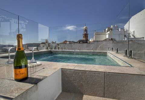 Luxury Townhouse Villa - No 17 Competa