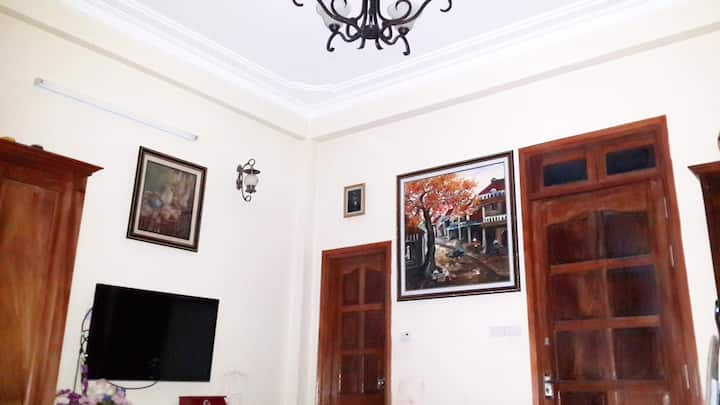 Lovely studio appartment on 2nd floor, campus VNU