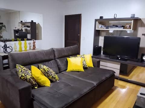 Ap 4 dormitórios no Centro de Marau RS