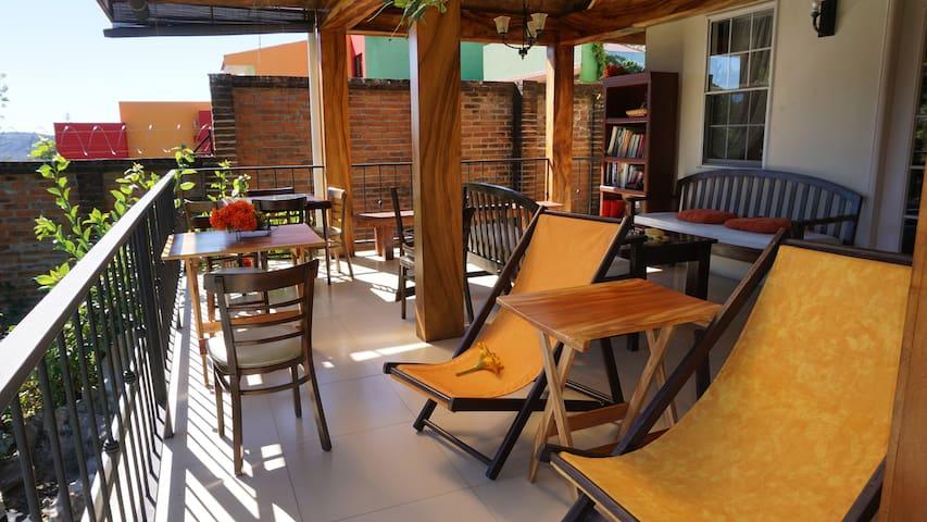 Belia's Soul Lodging - Cozy and safe place! - Santa Tecla