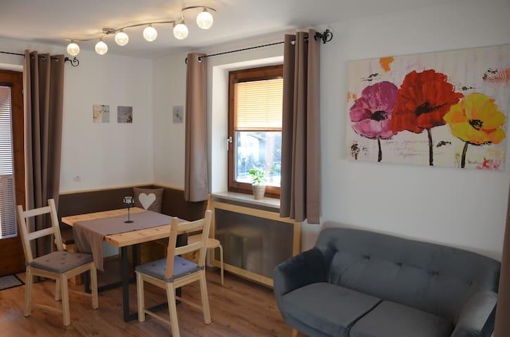 """""""Zeit mit der Familie"""" im Gästehaus Gastl - Barwies - Apartment"""