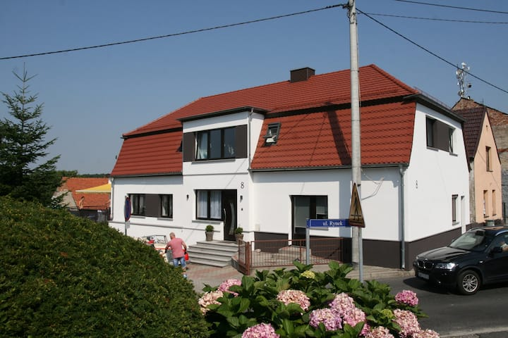 Villa Rynek  3 (2+2 Personen)