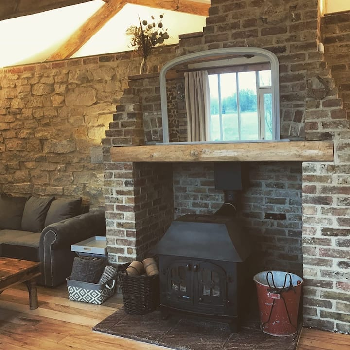 The Cart Lodge - perfect countryside spa break