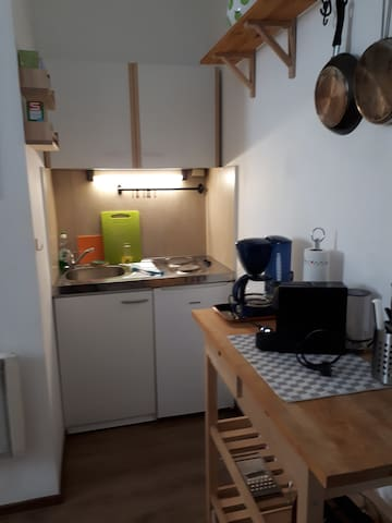 small but cosy apartment near the city