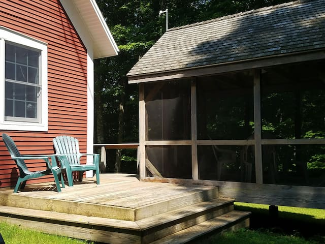 Charming Renovated 1850's Schoolhouse