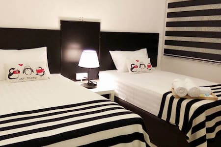 [PROMO] Cozy 2 bedrooms Ipoh Downtown 6-8 pax