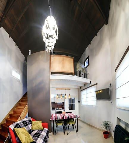 hermoso loft 2 ambientes