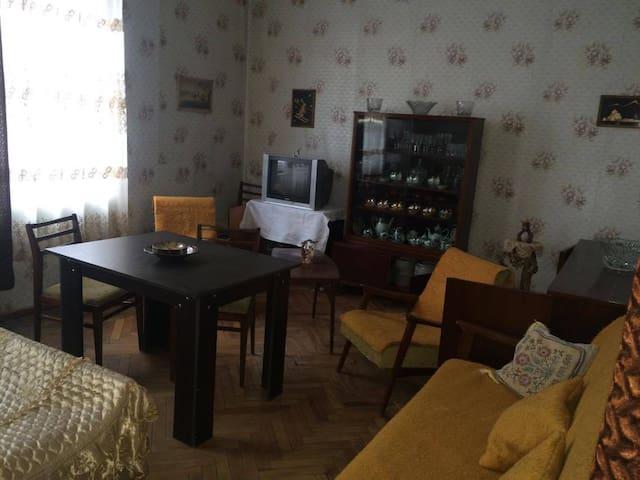 Квартира с видам на море! В 30 метрах от моря! - Kobuleti - Lägenhet