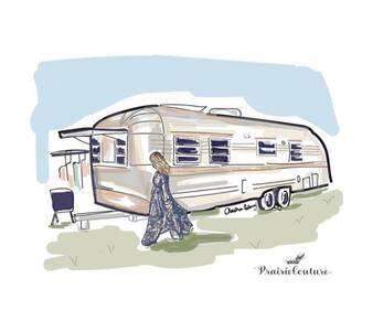 Prairie Couture's Liv Tyler Trailer