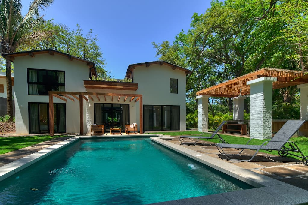 Beach Houses For Rent In Nosara Costa Rica