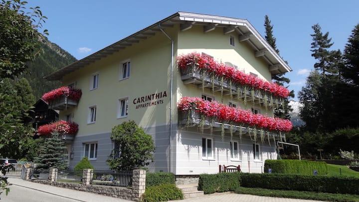 Carinthia Appartements - fijn 3 kamer appartement