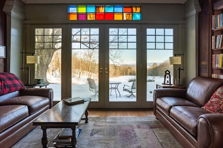 Rockgirt Historic Retreat -  5BR Home in Rural PA