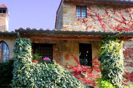 MAGNIFICENT VILLA & POOL 8/10p. near Tuscany - Piegaro - Villa