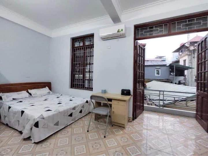 Large room with balcony close to Water Park