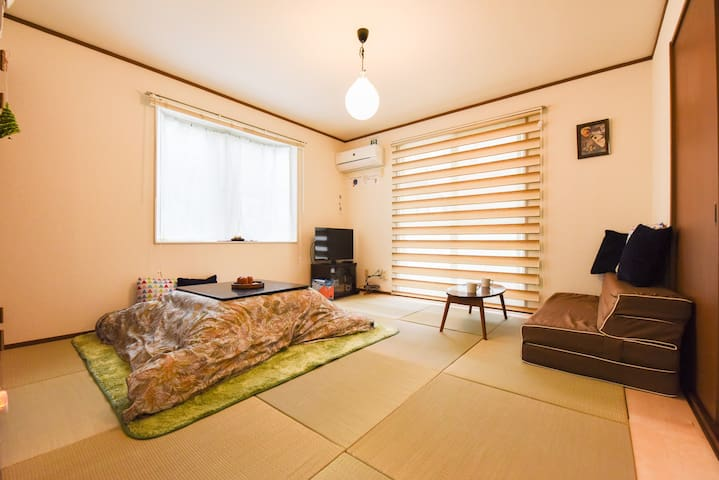 Kamakura area/temple/Buddha/無料駐車場・自転車/極楽寺稲村ケ崎/温泉 - Kamakura-shi - Byt