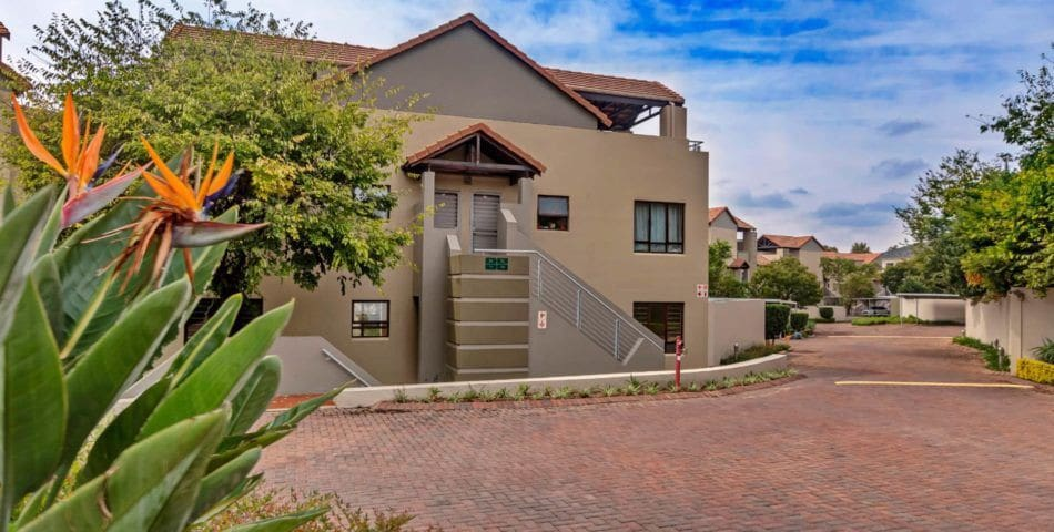 Fourways modern one bedroom apartment