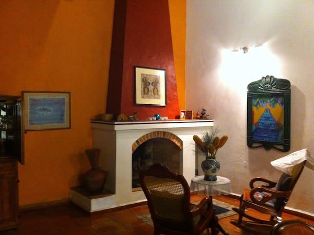 Coatepec, Vercruz. Pueblo mágico - Coatepec - Huis