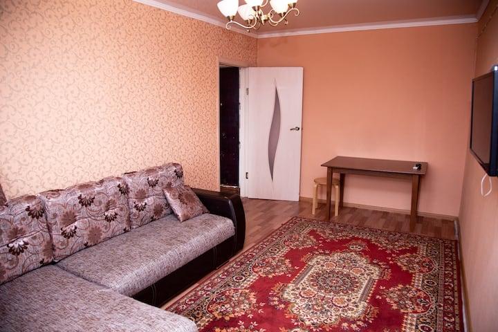 Комфортабельная квартира со всеми удобствами