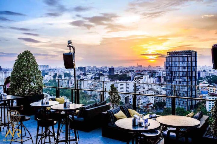 Saigon in Sunset - Hồ Chí Minh - Apartment