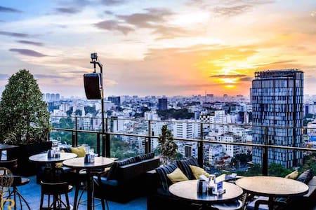 Saigon in Sunset - Hồ Chí Minh - Apartamento