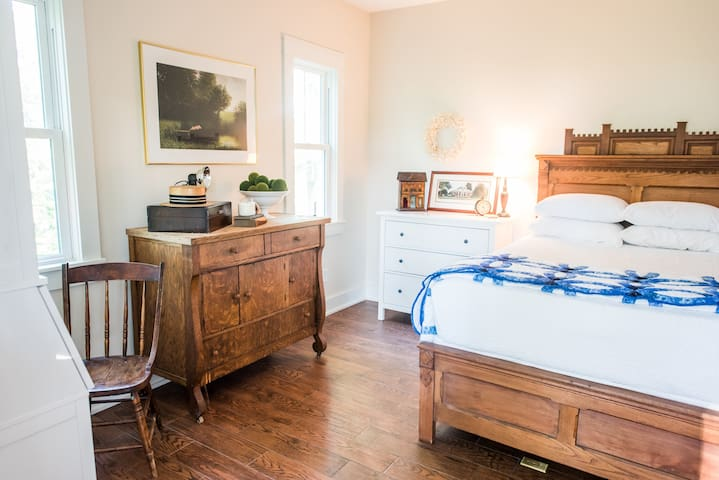 McNemar House | The Jefferson Room