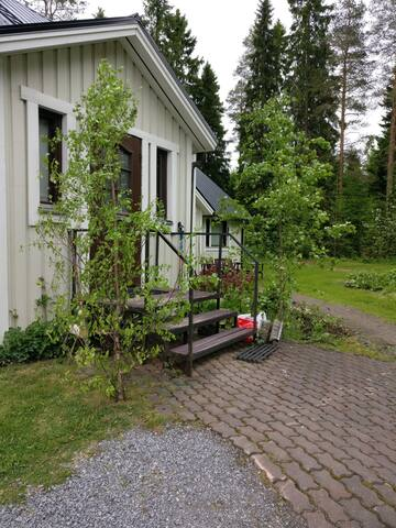 Kaksio Nivalan maalaismaisemissa / Cozy apartment