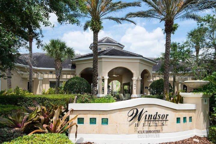 Windsor Hills Resort Minutes to Walt Disney World