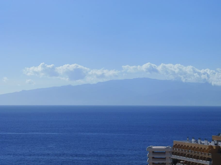 vista mar terraza